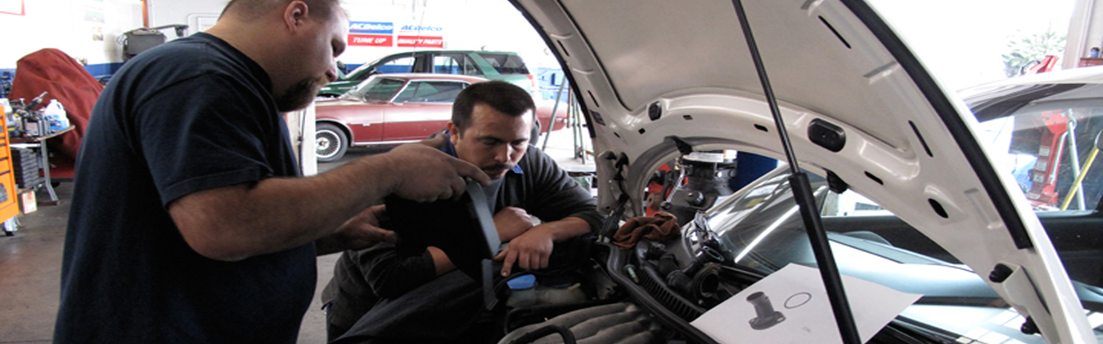 Ed's Automotive Center | Services Offered
